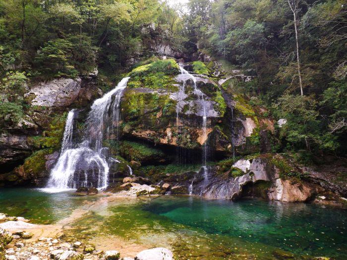 Cascadas en Pluzca