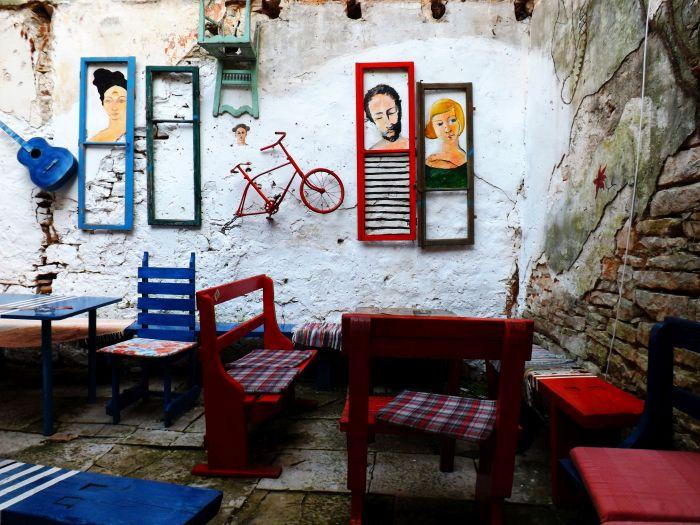 Rincones de Vale, interior de la península de Istria