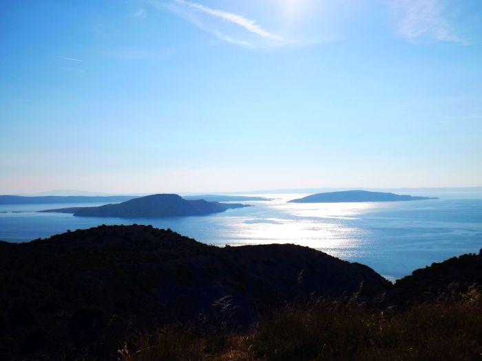 La costa croata tiene 1.200 islas que salpican el horizonte y encalman el mar