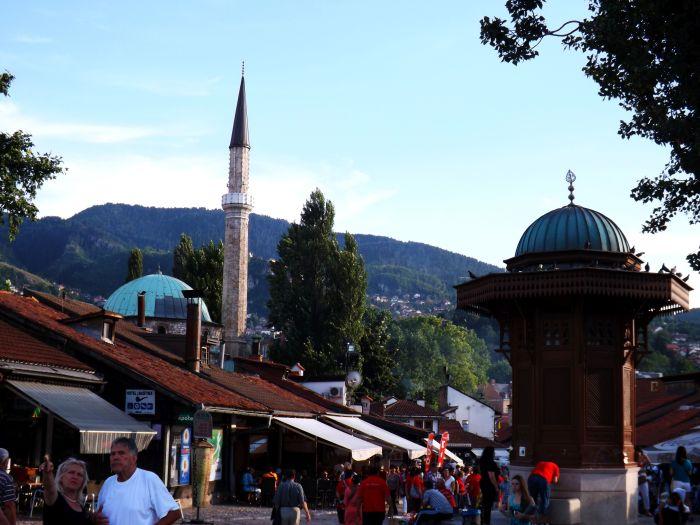La nueva Sarajevo