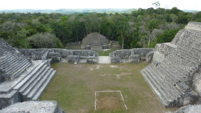 Caracol, Belice