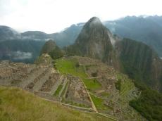 Machu-Picchu, Perú