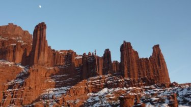 Fisher Towers, EEUU
