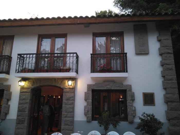 Centro Riojano Santiago Chile