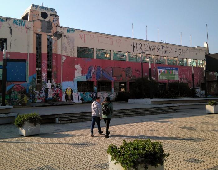 Escuelas de Talca, abandonadas tras el terremoto de 8.8 de 2010