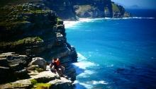 Acantilados del Cabo de Buena Esperanza