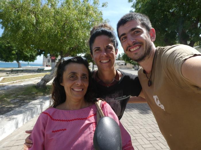 Con la arqueóloga Yolanda, que junto con su marido Ricardo están llevando a cabo la enorme labor de explorar los más de 20 barcos hundidos alrededor de la fortaleza portuguesa de Isla de Mozambique. Buscan voluntarios que tengan pasión por la arqueología y el buceo