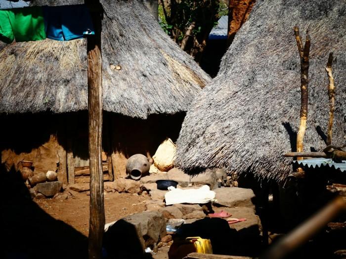 Luces y sombras en las aldeas de Konso