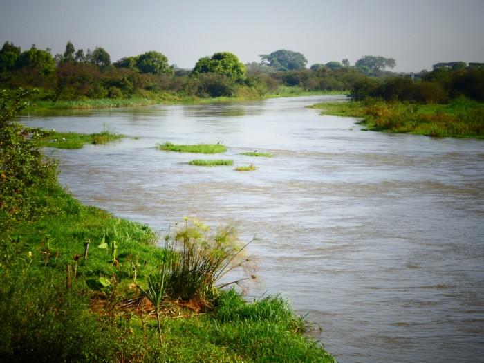 Nacimiento del Nilo Azul en Bahir Dar