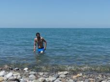 Baño en el Mar Negro