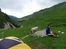 Paraiso para la acampada libre