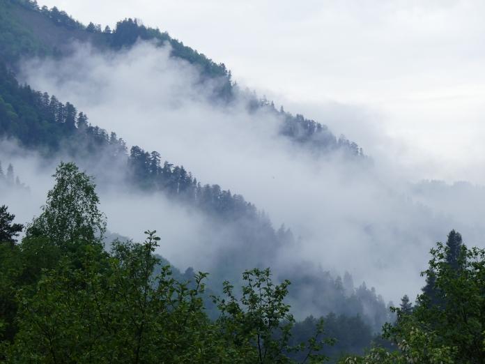 Nubes mañaneras