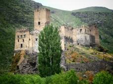 Castillo de Khertvisi