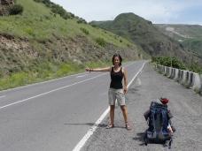 Autostop rumbo a Paravini