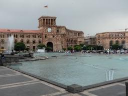 Plaza de la República, Yereván
