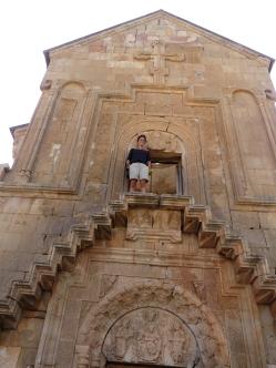 Monasterio Noravank