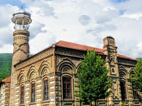 Mezquita de Seki