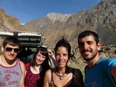 Con Arvin y Natalia