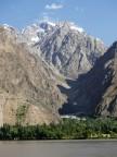 Primer día en la Pamir Highway