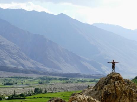 Segundo día en la Pamir Highway