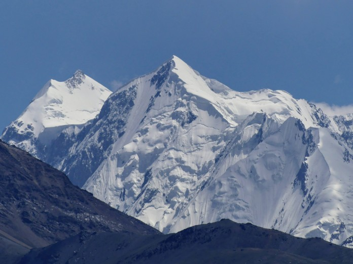 Tercer día en la Pamir