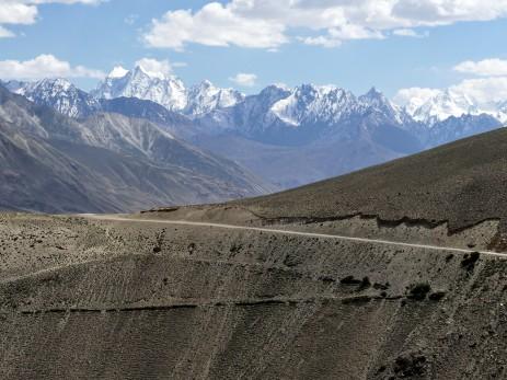 Cuarto día en la Pamir